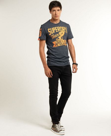 Superdry Apollo colosseum t-shirt