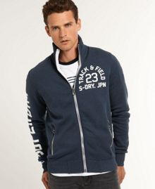 Trackster track top