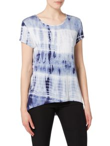 Simon Jeffrey Tie Dye Top