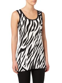 Simon Jeffrey Printed Vest
