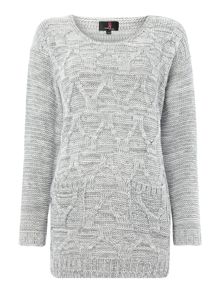 Simon Jeffrey Knitted jumper