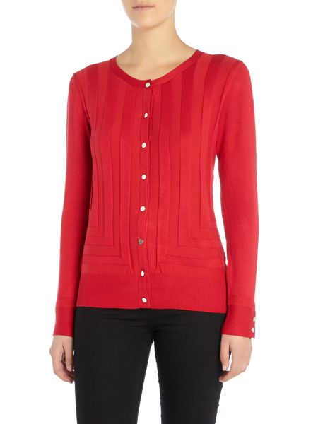 Simon Jeffrey Paneled Cardigan
