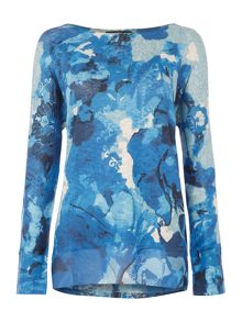 Simon Jeffrey Printed Jumper