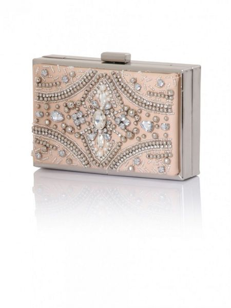 Chi Chi London Briony Clutch Bag