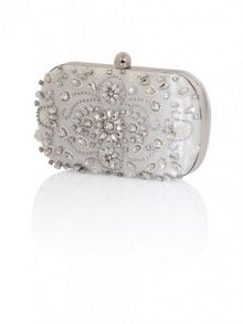 Chi Chi London Coralie Clutch Bag