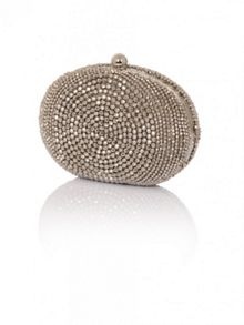 Chi Chi London Azure Clutch Bag