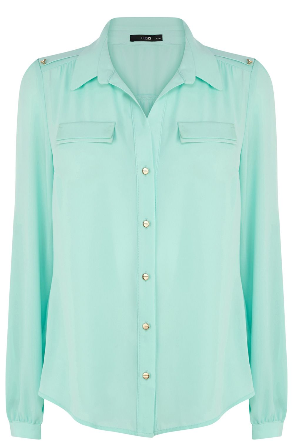 Bianca Roll Sleeve Shirt