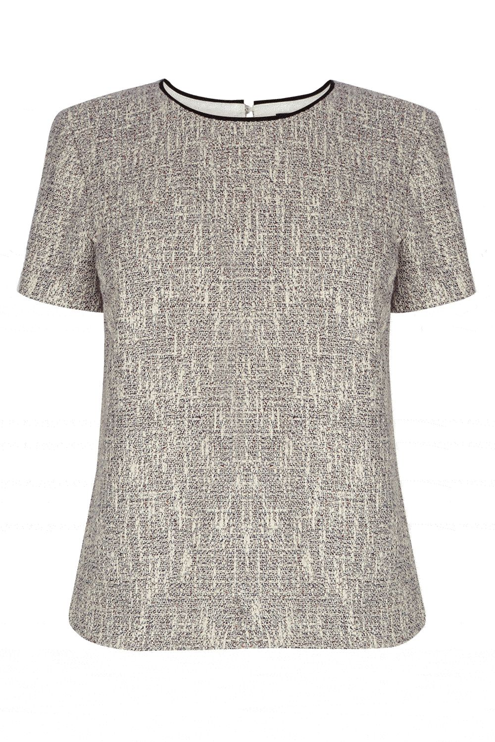 Summer tweed t shirt
