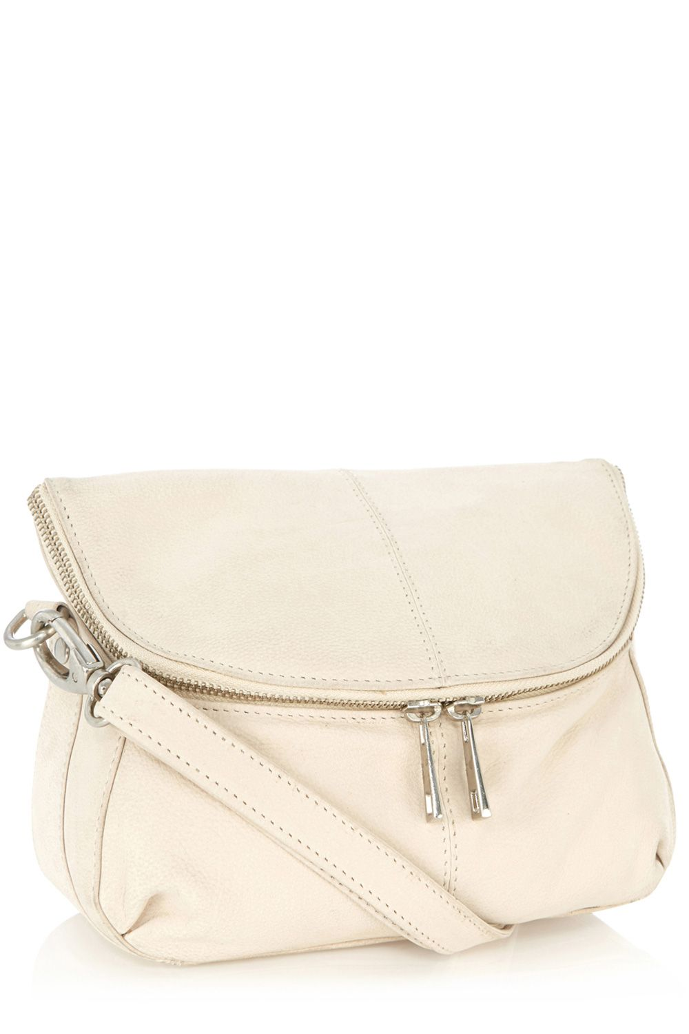Savannah zip cross body bag