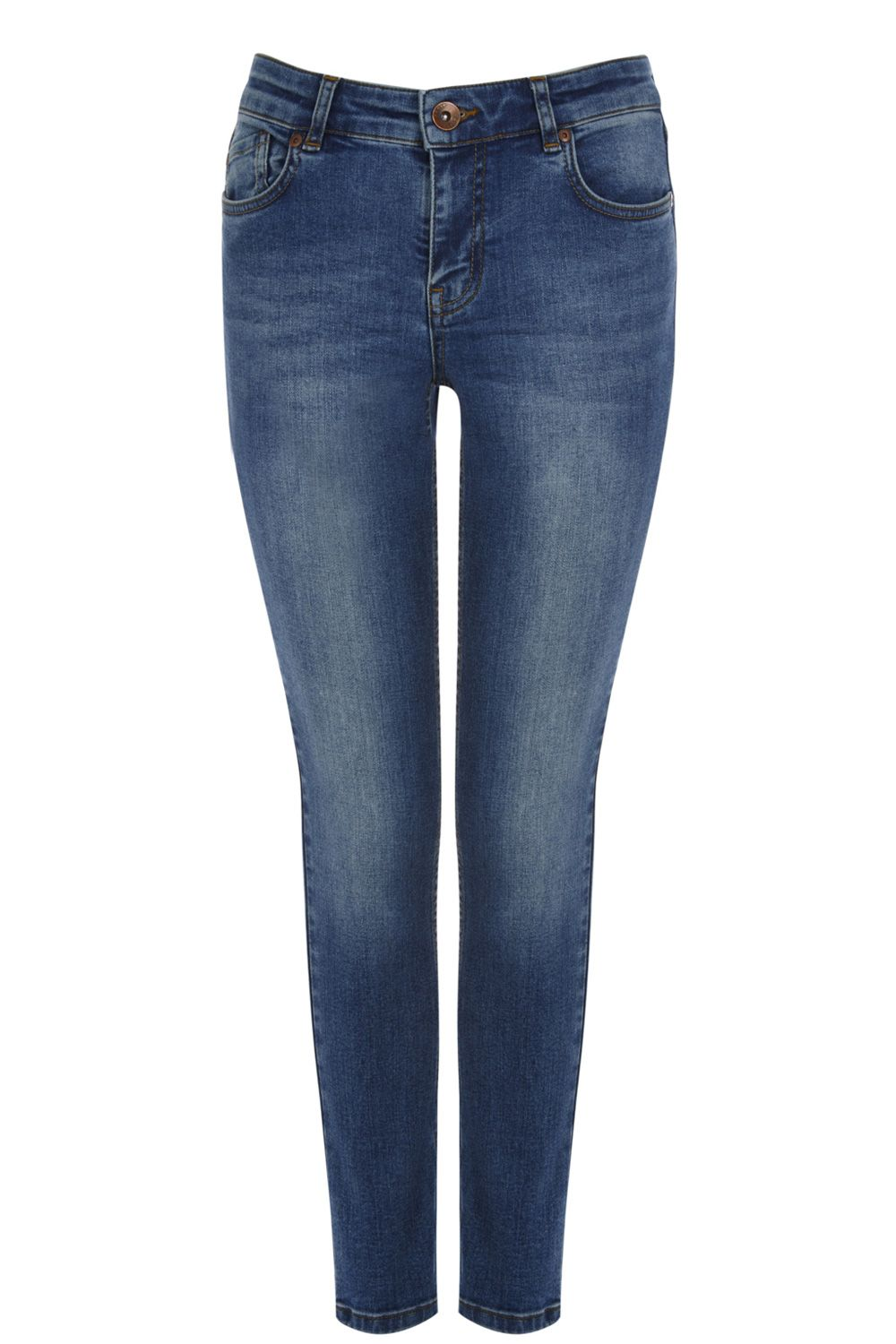 Vienna cherry crop jeans