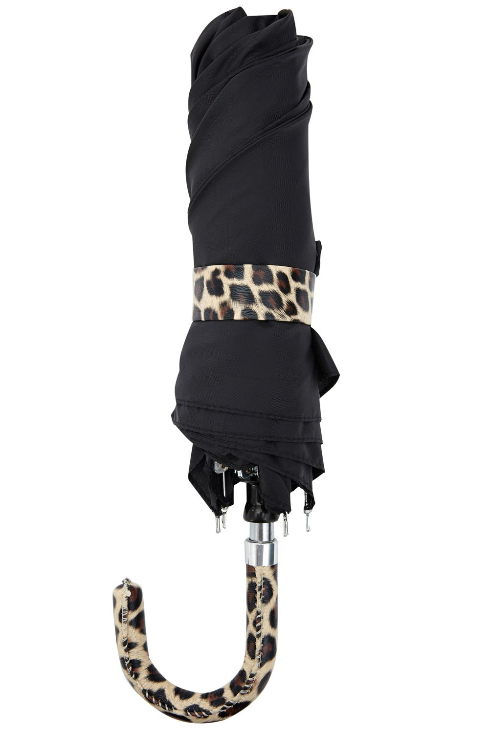 Leopard mini crook