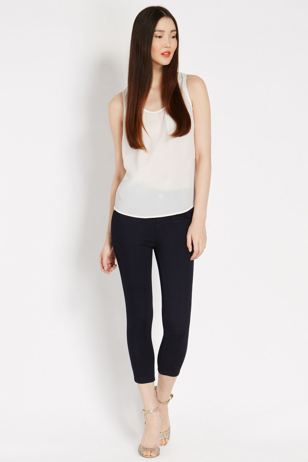 Grace highwaisted capri