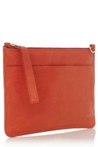 Leather Stephanie Clutch X Body bag