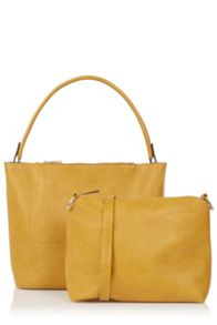 Oasis Honour 2 Pocket Zip Hobo