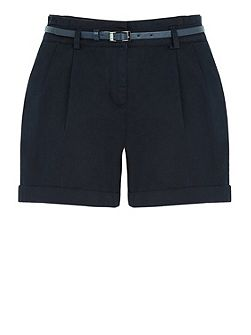 Oasis Casual Belted Short