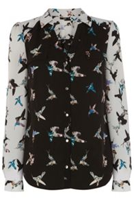 Peter ting bird shirt