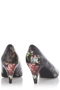 Primrose printed court shoes