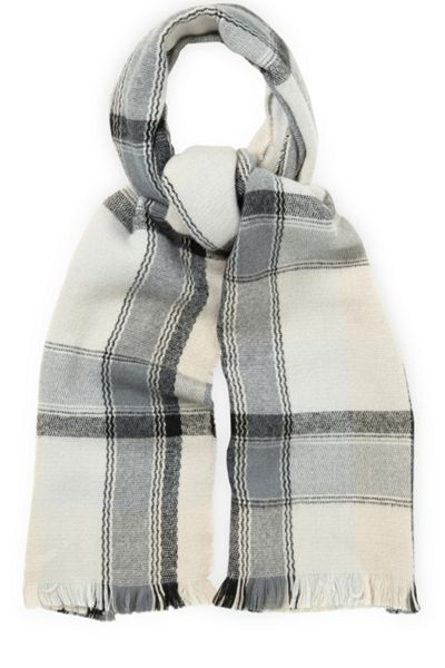 Oasis Check Scarf