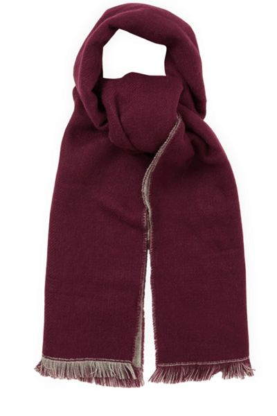 Oasis Double Faced Plain Scarf