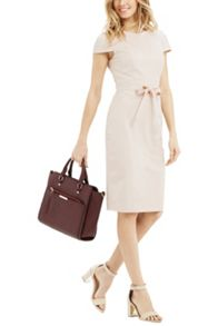 Oasis Bonnie Workwear Dress