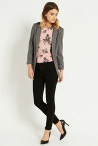 Ponte tailored blazer
