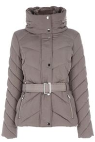 Kara Long Padded Coat