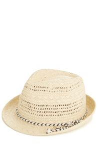 Oasis Nautical Rope Trilby
