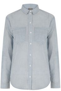 Oasis Ticking Stripe Shirt