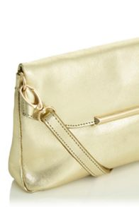 Oasis Leather Willow Clutch
