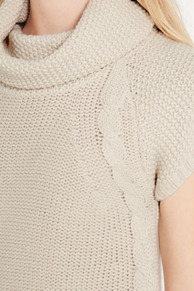 Oasis Cable Tabbard Jumper