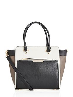Tilly Colourblock Tote