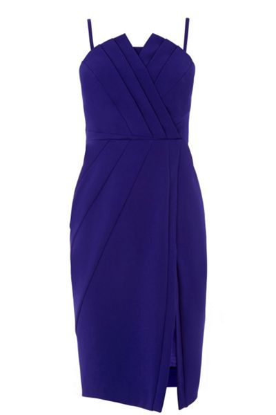 Oasis Structured Bandeau Dress