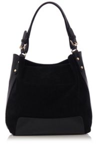 Holly Suede Hobo