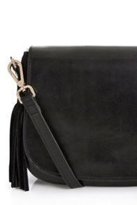Oasis Leather Eda Saddle Bag
