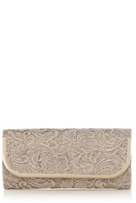 Cahir Lace Clutch