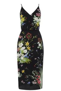 Oasis Chelsea Placement Midi Dress