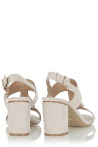 Oasis Tara Tasselled High Sandal