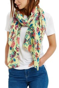 Oasis Palm House Tropical Scarf