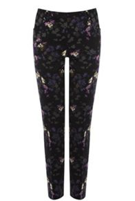 Shadow Shoots Print Trouser