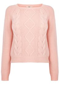 Crop Cable Jumper