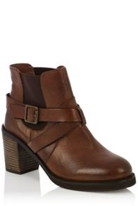 Cherie Heeled Chelsea Boots