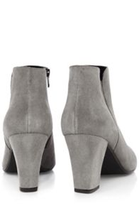 Sophie Suede Ankle Boot