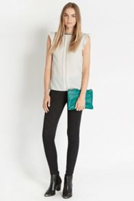 Embell Alice Crepe Top