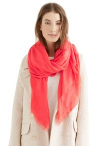 Textured Bright Scarf