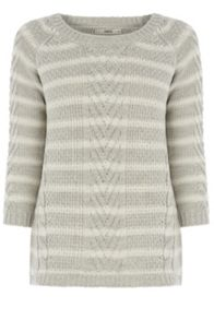 Phoebe Stripe Jumper