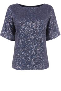 Sequin t shirt