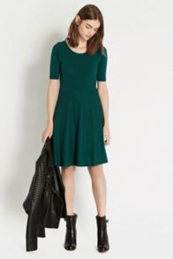 Ripple Stitch Dress