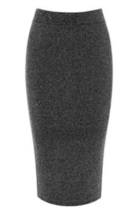Sparkle Pencil Skirt