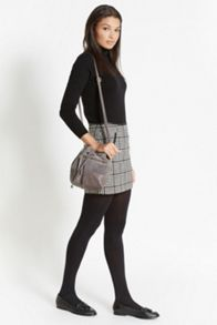Mini checked marley skirt