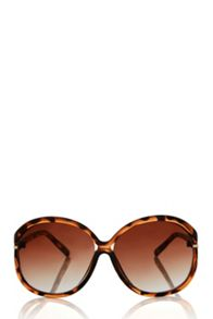 Lens gap demi sunglasses